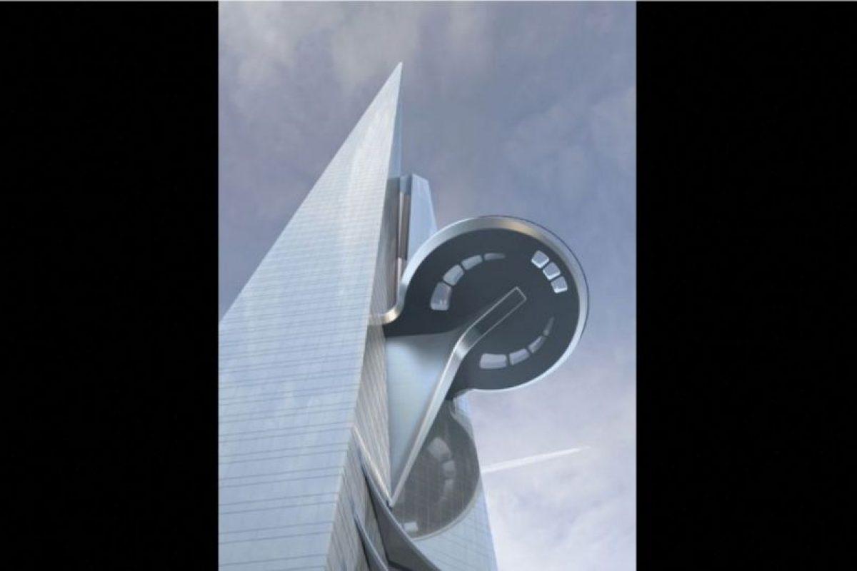 Será completada en 2018 Foto:Adrian Smith + Gordon Gill Architecture – Skyscrapercenter.com. Imagen Por: