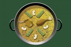 La paella española quiere convertirse en emoji. Foto:Twitter. Imagen Por: