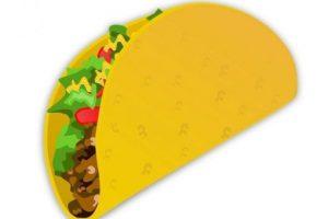 Lo mismo se buscaba con el taco mexicano. Foto:Twitter. Imagen Por:
