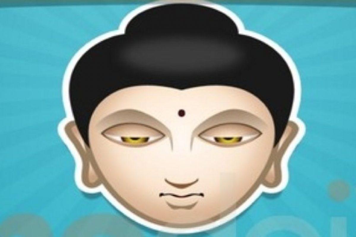 Buda podría llegar a los emojis. Foto:Twitter. Imagen Por: