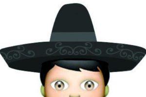 Emojide un mariachi mexicano. Foto:Twitter. Imagen Por: