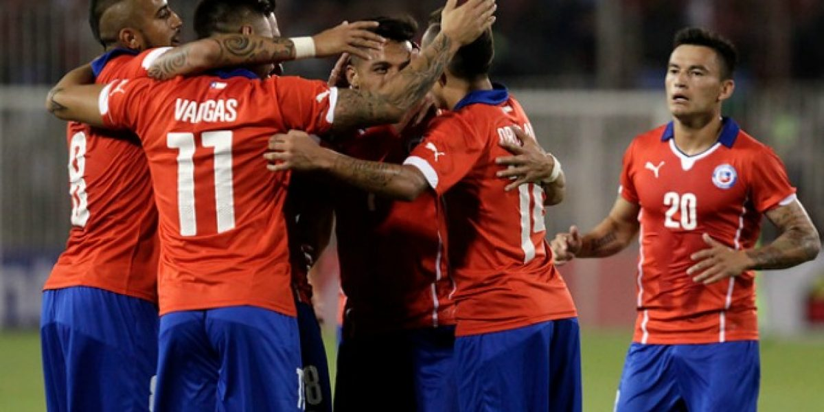 La Roja descendió un puesto en el ranking FIFA y Alemania se mantiene en la cima