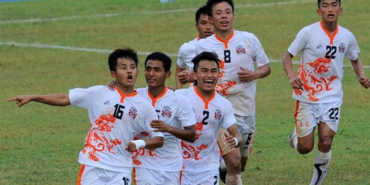 El emotivo triunfo de visita y por los puntos de la peor selección del Mundo