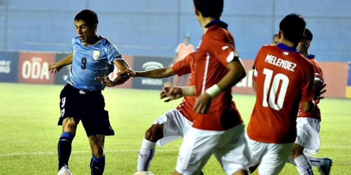 Más de lo mismo: La Sub 17 fue goleada por Uruguay con tantos agónicos