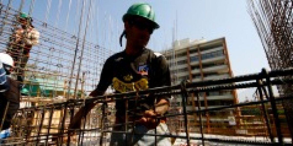 Actividad de la construcción no repunta y cae 1,2% en enero