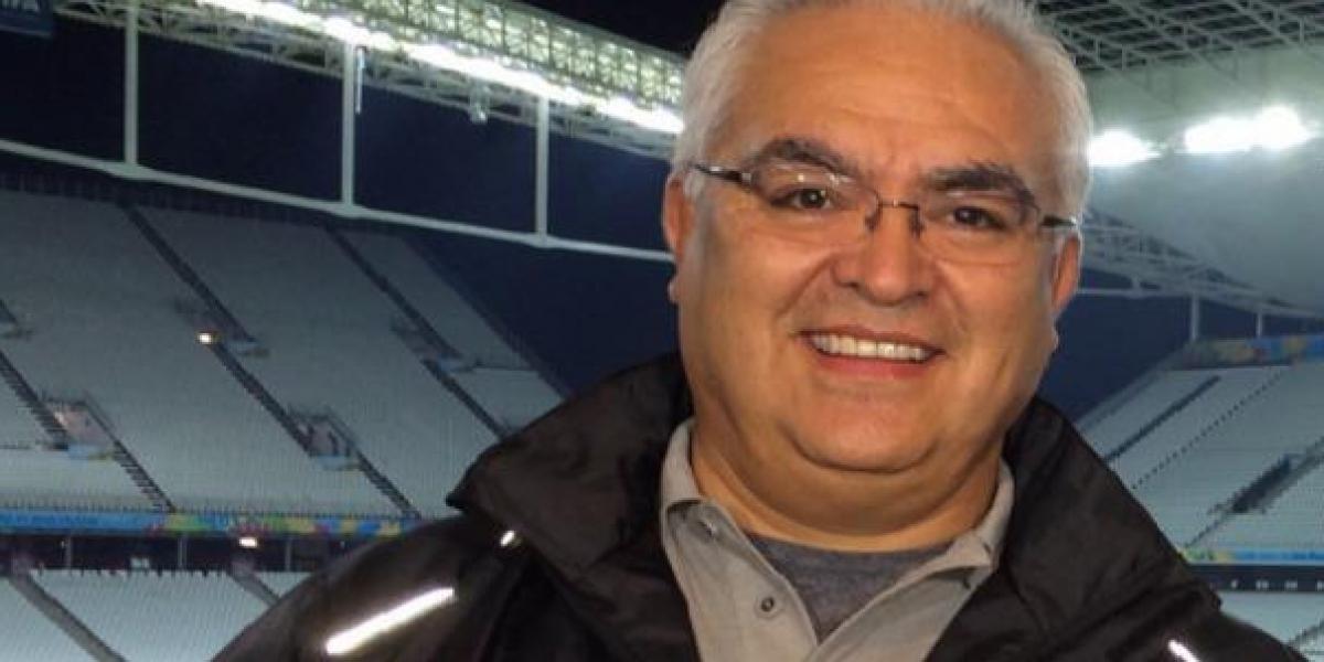 Luis Omar Tapia se suma a TVN para relatar la Copa América 2015