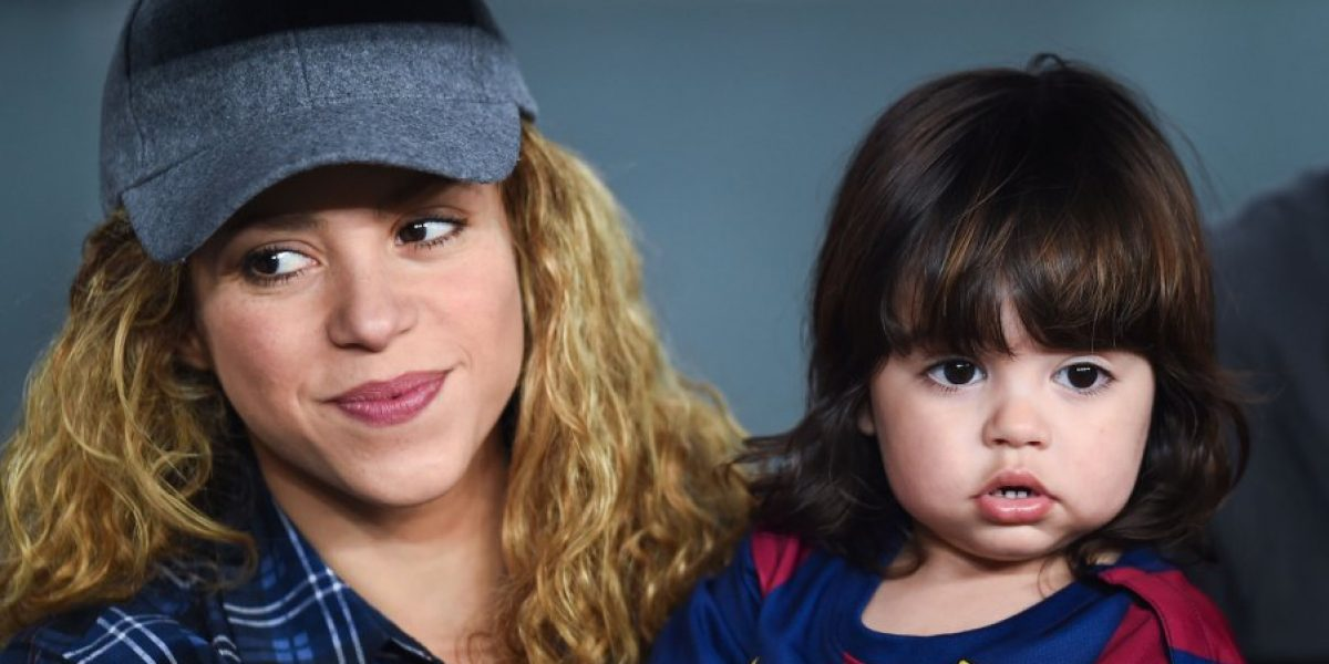 VIDEO: Así Shakira le enseña a leer a su hijo Milan