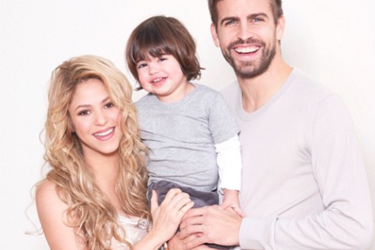 . Imagen Por: Vía Twitter @Shakira