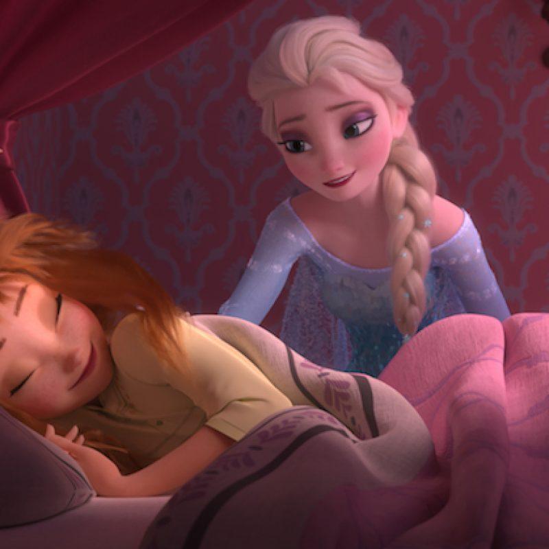 © ©2015 Disney. All Rights Reserved.. Imagen Por: Facebook/Frozen