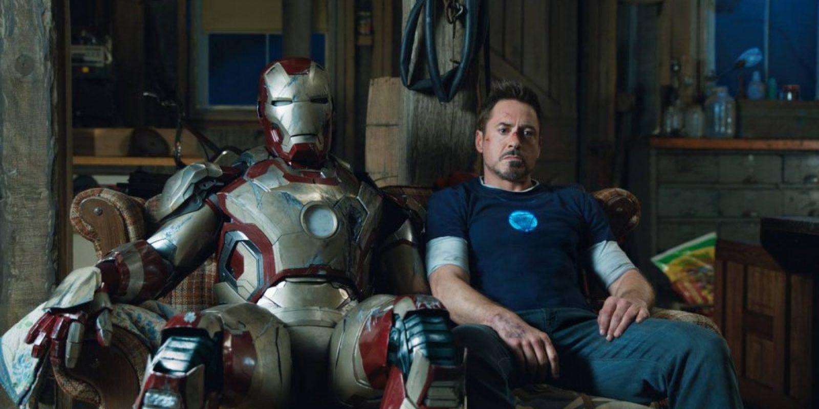 . Imagen Por: Facebook/Iron Man