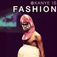 . Imagen Por: Kanye is Fashion/Instagram