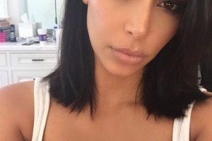 . Imagen Por: Instagram Kim Kardashian Instagram Kim Kardashian