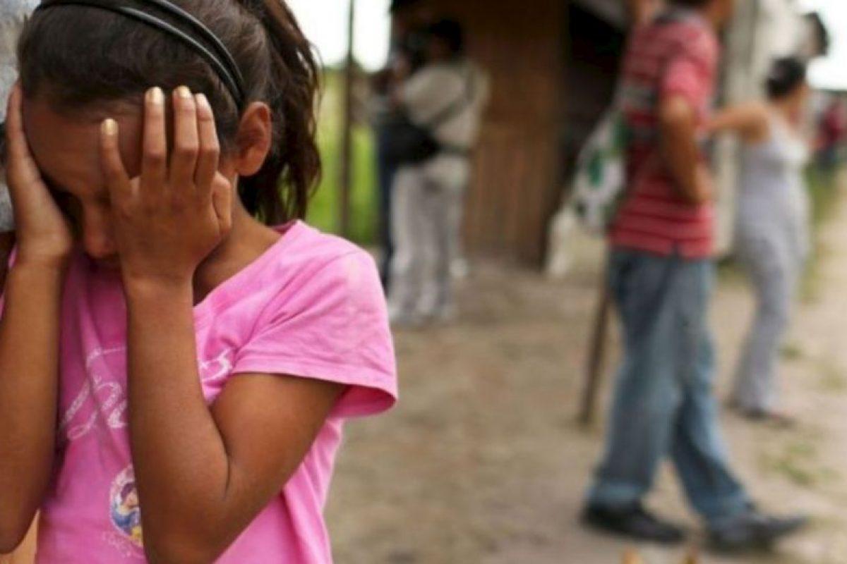 Mientras que un 23% de las personas de ambos sexos refieren maltratos físicos cuando eran niños. Foto:Getty Images. Imagen Por: