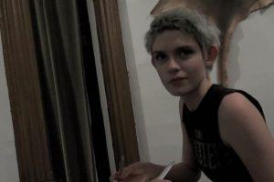 Ella se llama Diana Colton. Estudia en la Universidad de Nueva York. Foto:James Deen.Com. Imagen Por: