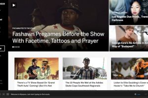 Myspace fue adquirido por Facebook y lo modernizó, aunque carece de la pupularidad que lo inmortalizó en el pasado. Foto:Getty Images. Imagen Por: