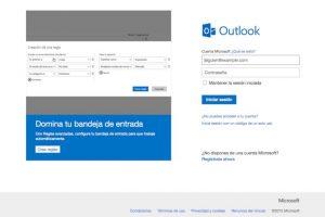 Uno de estos cambios fue la modernización de Hotmail por Outlook, una plataforma más completa de correo y almacenamiento en la nube. Foto:Getty Images. Imagen Por: