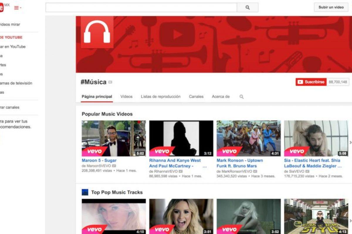 Y así se ve hoy. Foto:Vía YouTube. Imagen Por: