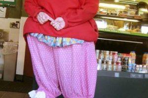 Asimismo, la ropa no debe causar laceraciones ni problemas a largo o corto plazo. Foto:Poorly Dressed. Imagen Por: