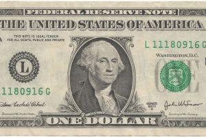 Cuenta con la imagen de George Washington Foto:Reproducción. Imagen Por: