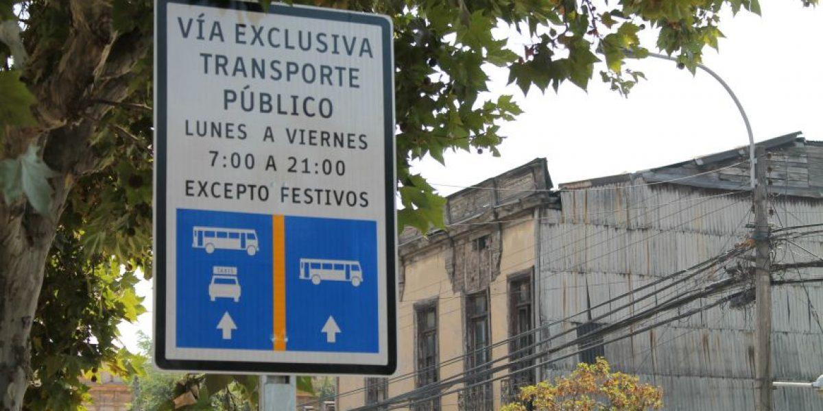 Autoridad anuncia inicio del funcionamiento de vía exclusiva en eje vial Santa Rosa-Mac Iver