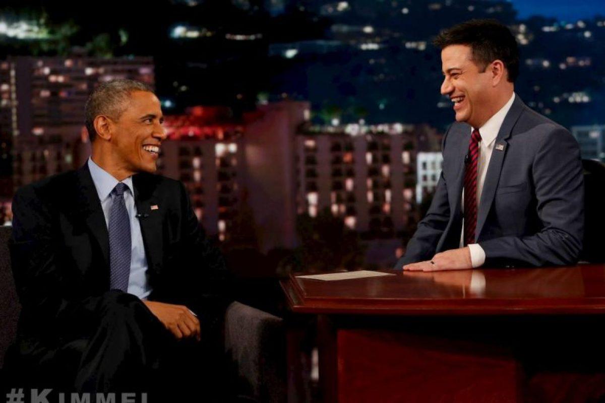Foto:Facebook: Jimmy Kimmel. Imagen Por:
