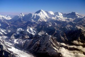 Panorámica del Everest. Foto:Getty Images. Imagen Por: