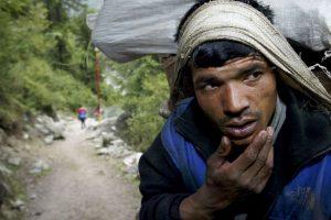 Habitante de las cercanías del Everest. Foto:Getty Images. Imagen Por: