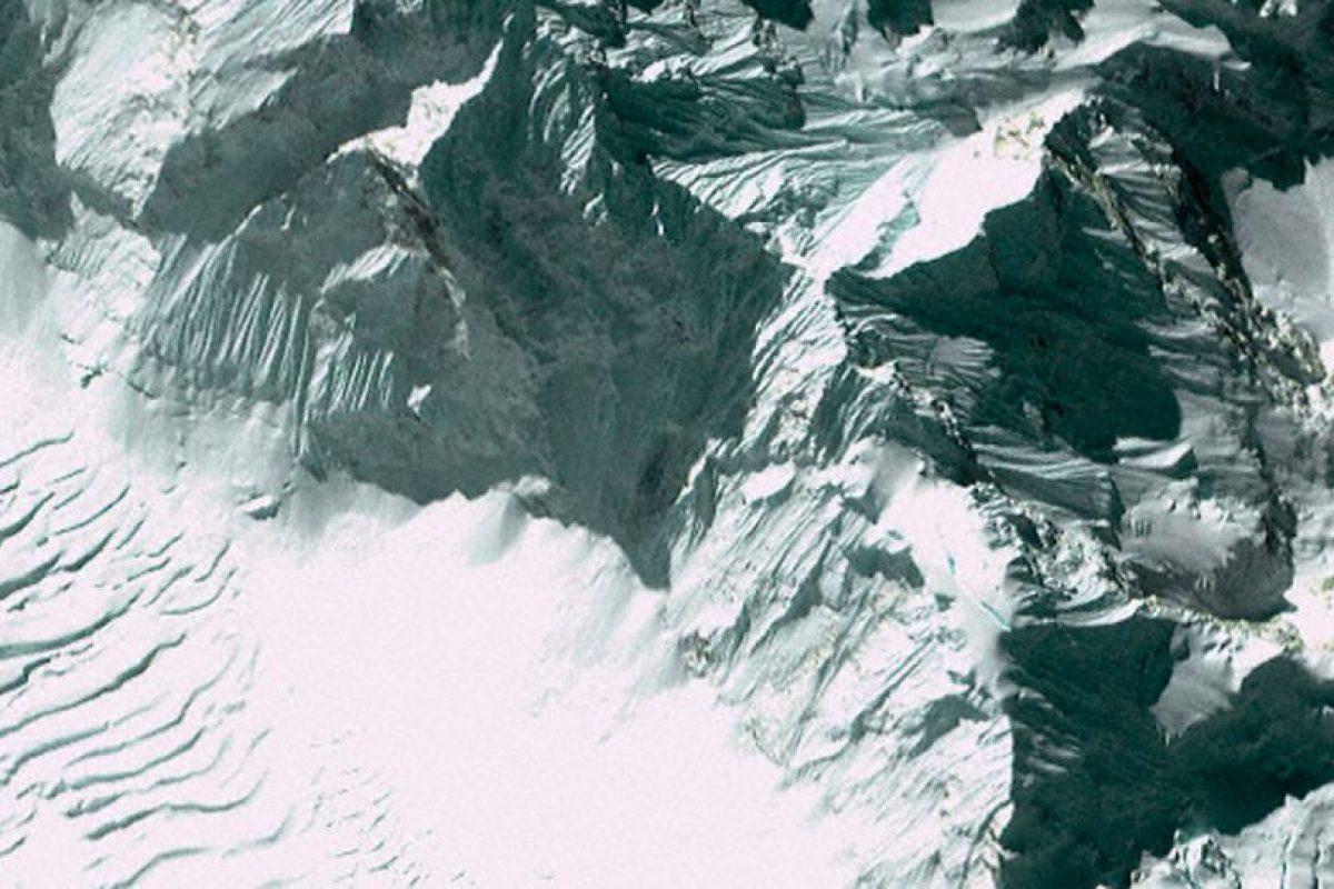 Toma aérea del monte Foto:Getty Images. Imagen Por: