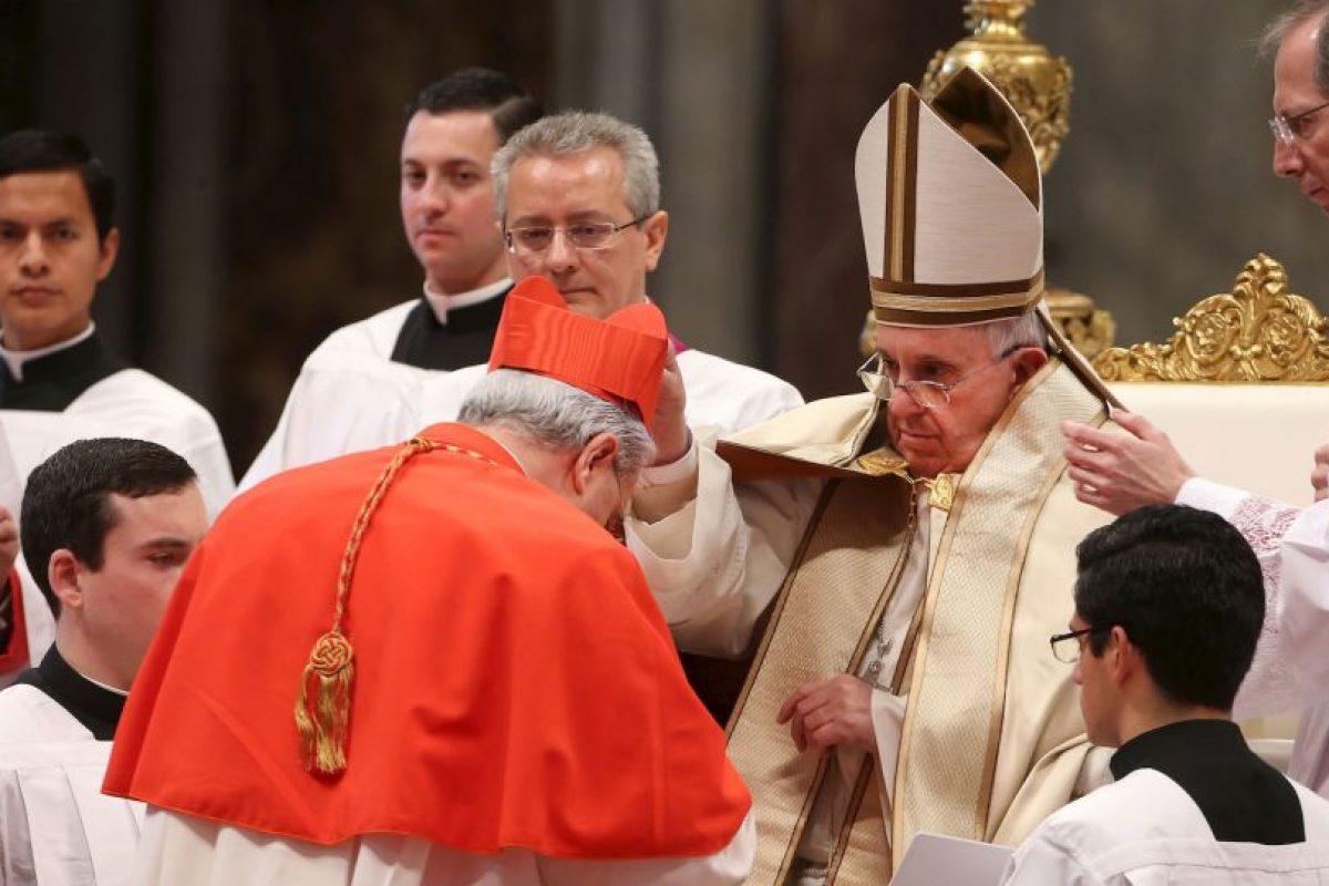 """La teoría del Big Bang no contradice a Dios"""". Franciso aseguró al principio de la semana que """"Dios no es un mago, pero si es el Creador de todo"""". Foto:Getty Images. Imagen Por:"""