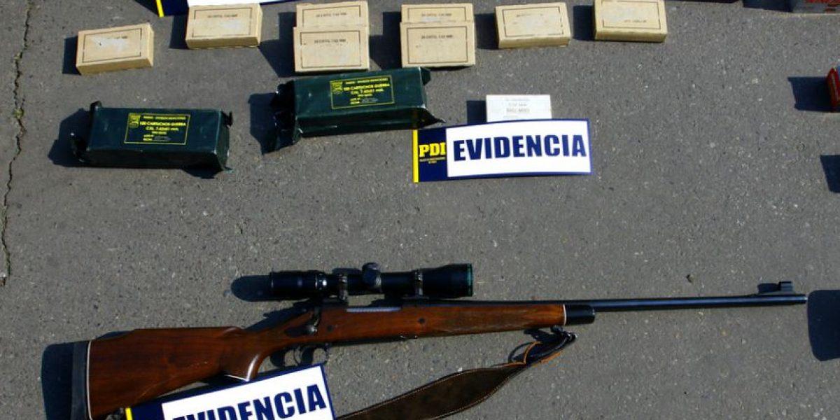 Operativo coordinado de Carabineros, la PDI y la Fiscalía Centro-Norte se realizó en Cerro Navia
