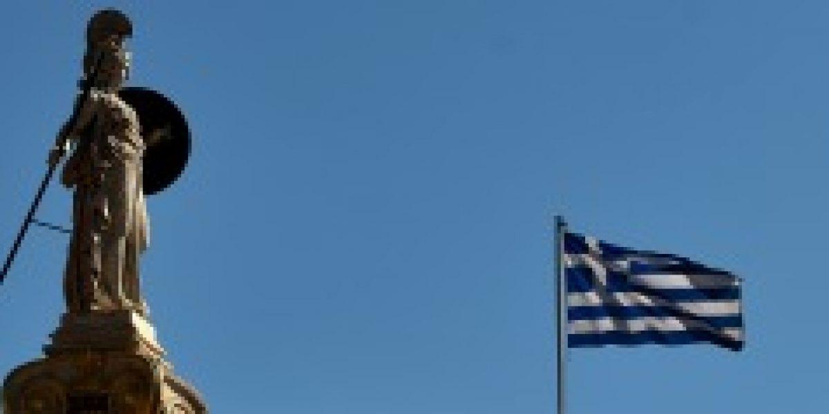 Economía griega volvió a crecer tras seis años de recesión