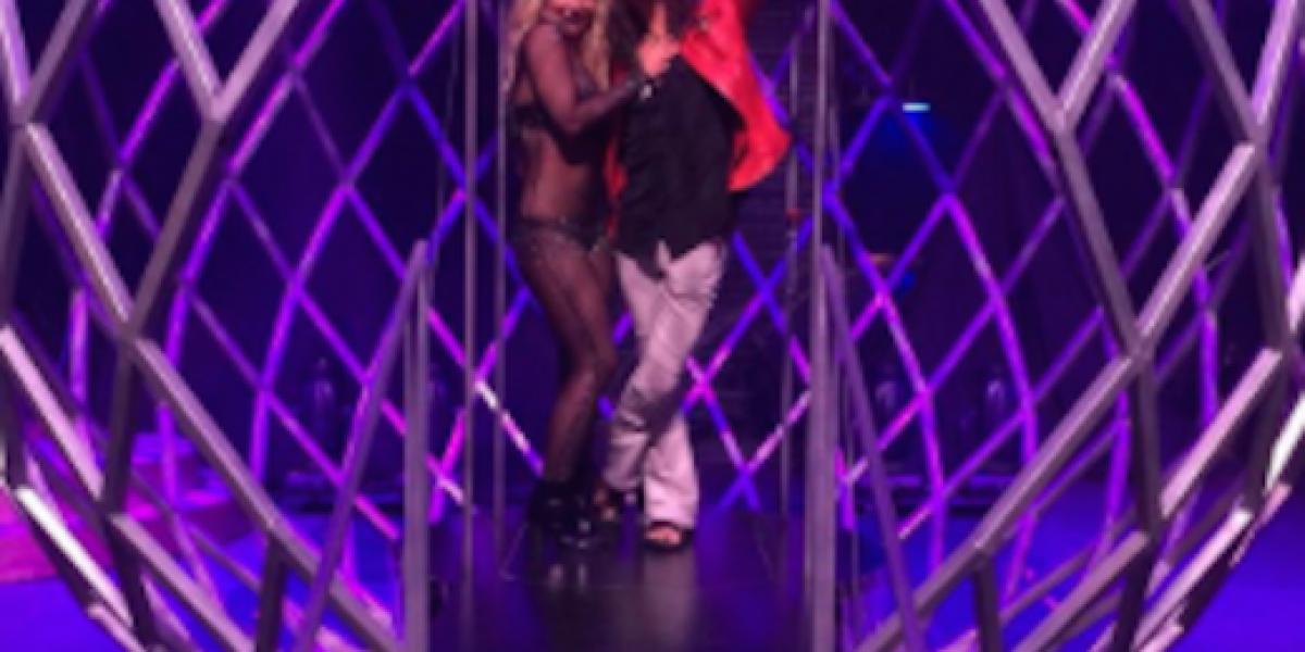 ¿Britney Spears nuevamente en el Super Bowl?