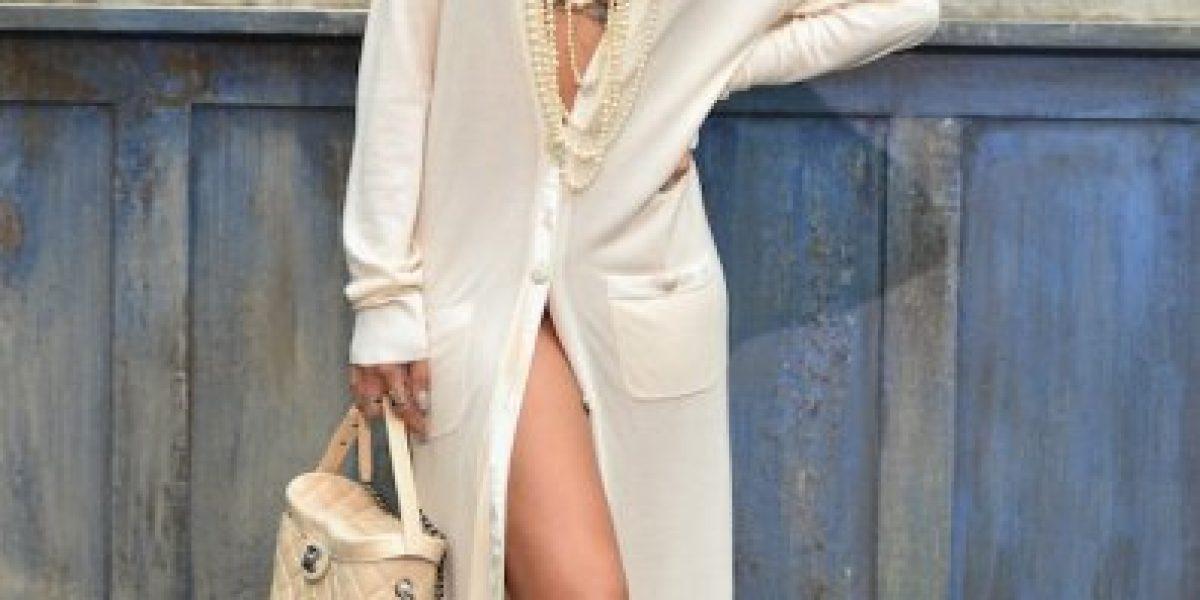 Rihanna hace historia como la nueva musa de Dior