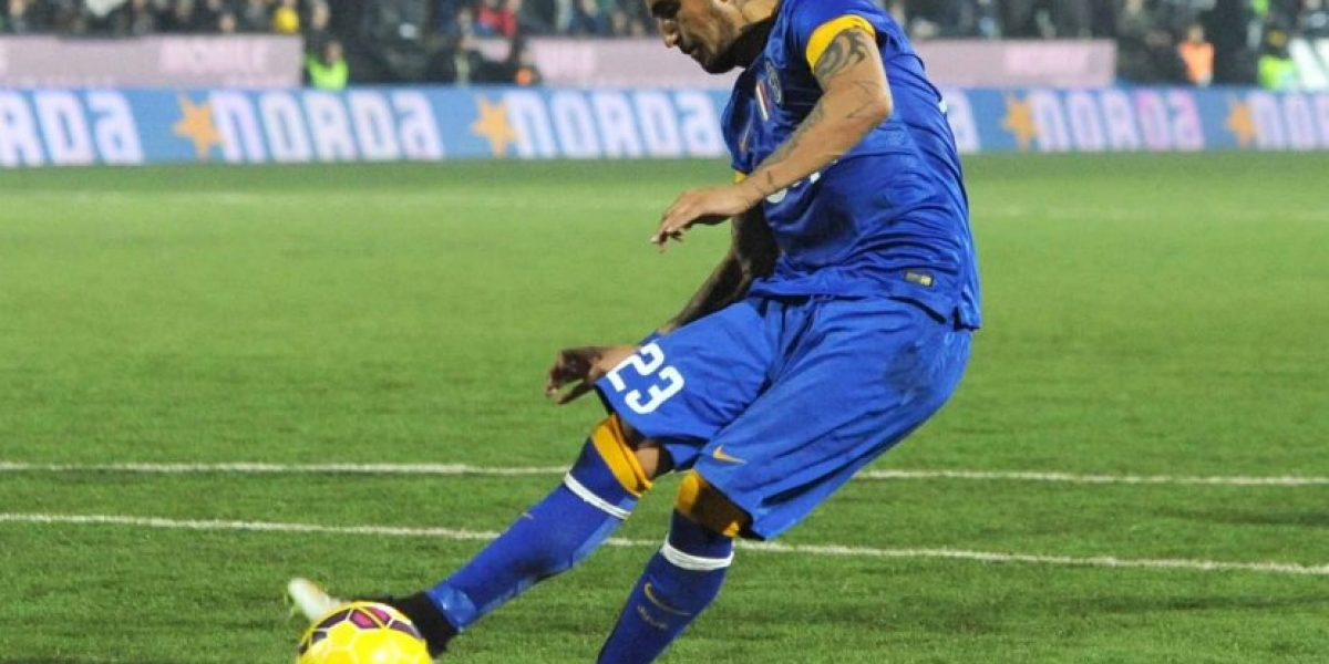 Allegri destaca a Vidal: