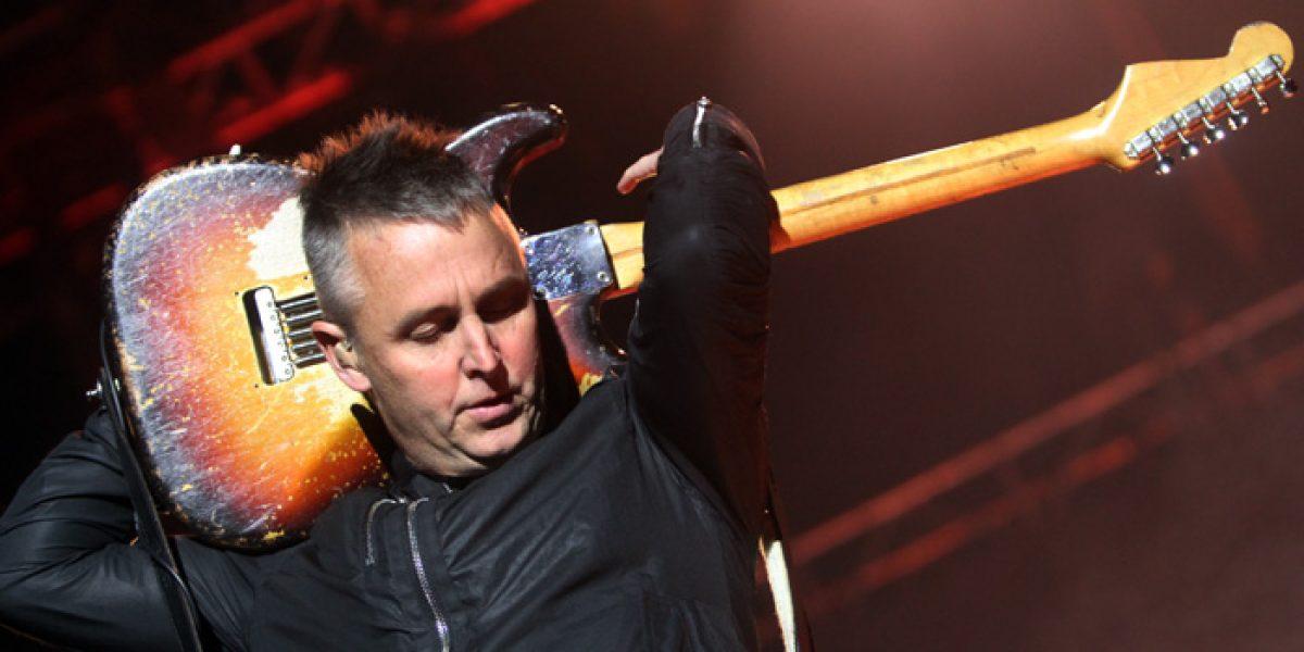 Pearl Jam inicia gira latinoamericana en Chile el 4 de noviembre en el Nacional