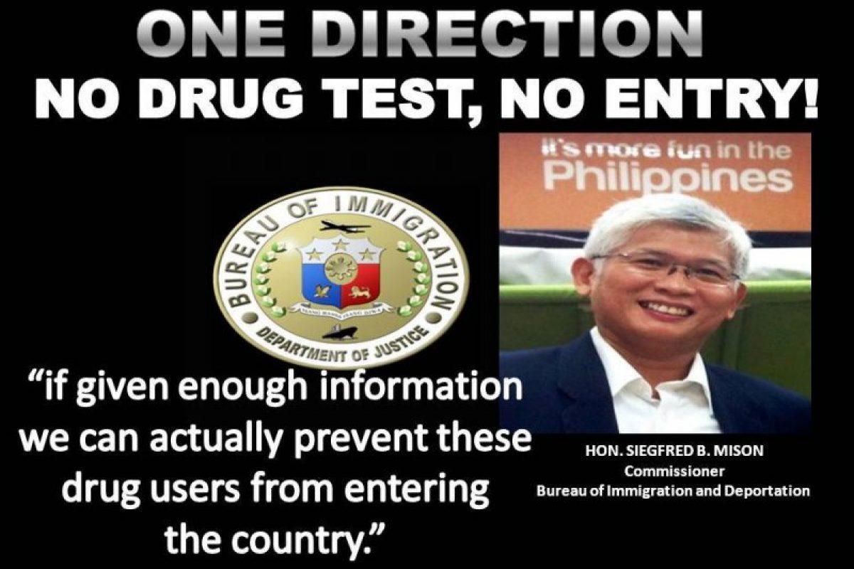 . Imagen Por: ANTI-DRUGS ADVOCATE, Laban ng Pamilyang Pilipino