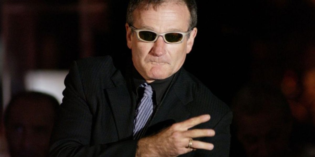 Joven quiso experimentar el suicidio de Robin Williams y terminó ahorcado