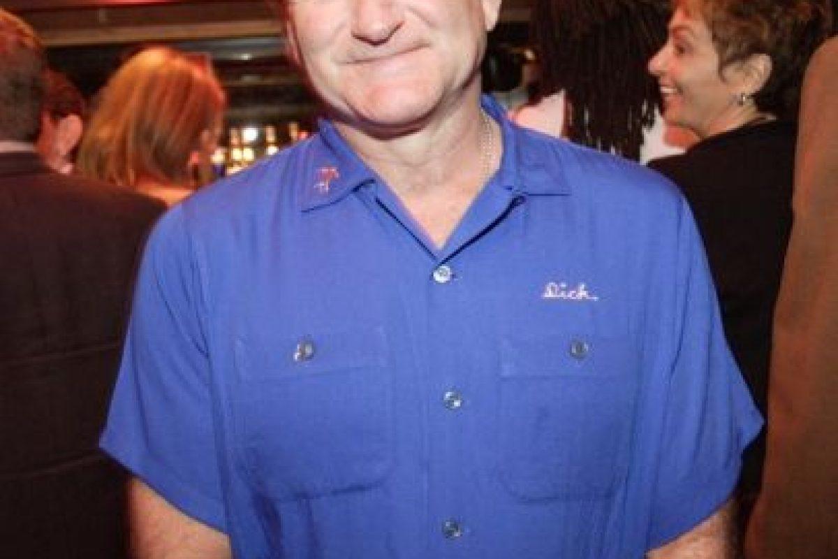 Robin Williams tenía nuevos proyectos por realizar Foto:Getty Images. Imagen Por: