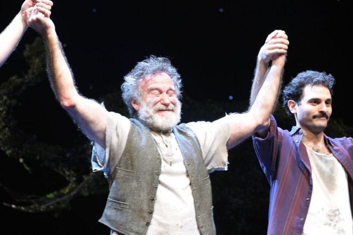 El actor pasaba por momentos de depresión Foto:Getty Images. Imagen Por: