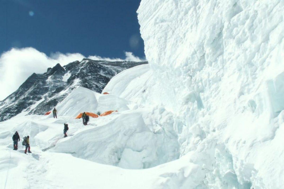 Escaladores en el Everest. Foto:Vía Google Maps. Imagen Por: