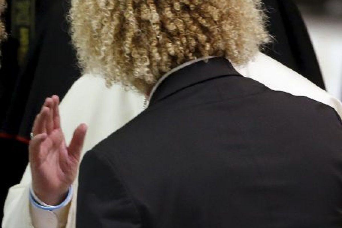 """""""Los ateos van al cielo"""". El 22 de mayo de 2013, Francisco aseguró que Dios perdona por igual a los ateos y a los católicos. Foto:AP. Imagen Por:"""