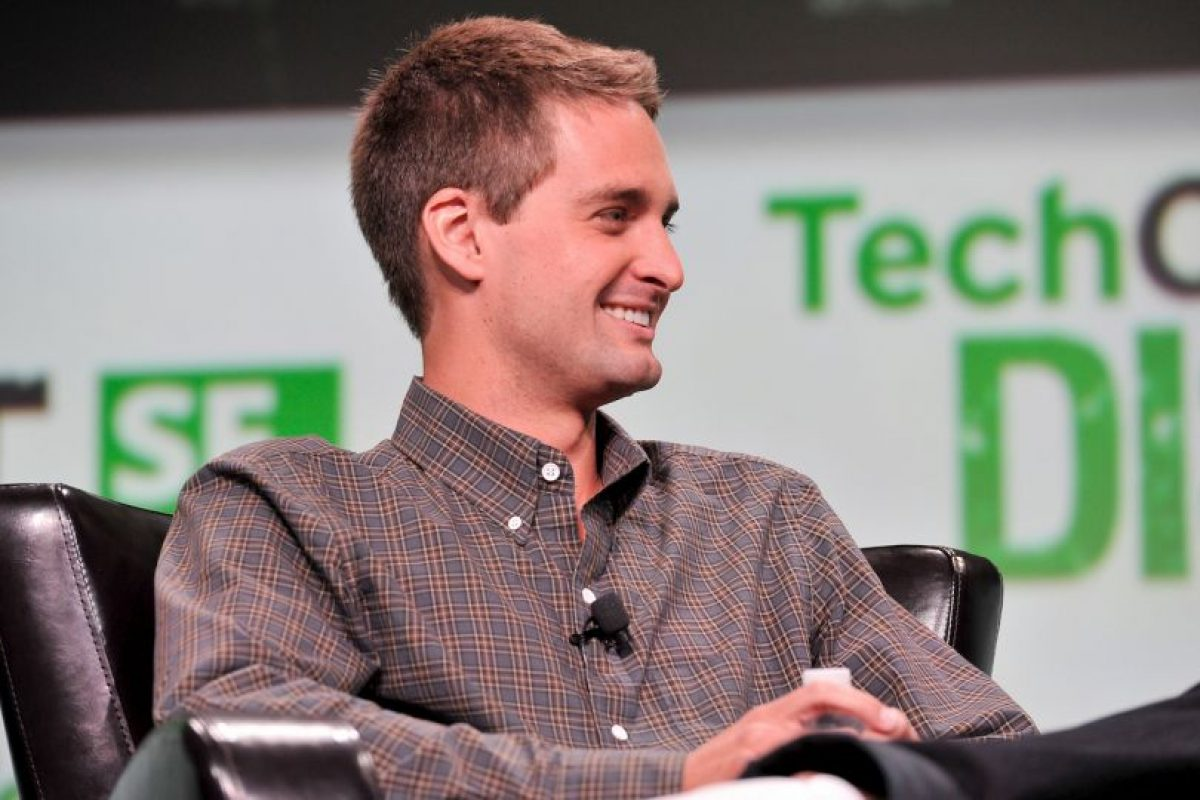 Este hombre no sólo rechazó 3 mil millones de dólares de Facebook, sino que rechazó tres veces la propuesta de esta empresa. Foto:Getty Images. Imagen Por: