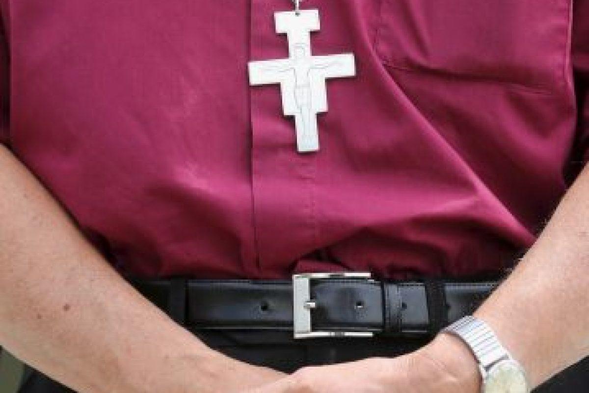 3. El cura que vio a Dios y dijo que era mujer Foto:Getty Images. Imagen Por: