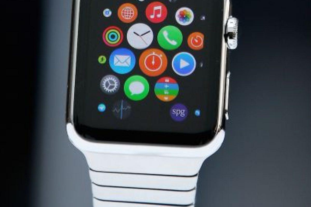 Después de la presentación del Apple Watch, Google alista actualizaciones en su sistema Android Wear. Foto:Getty Images. Imagen Por: