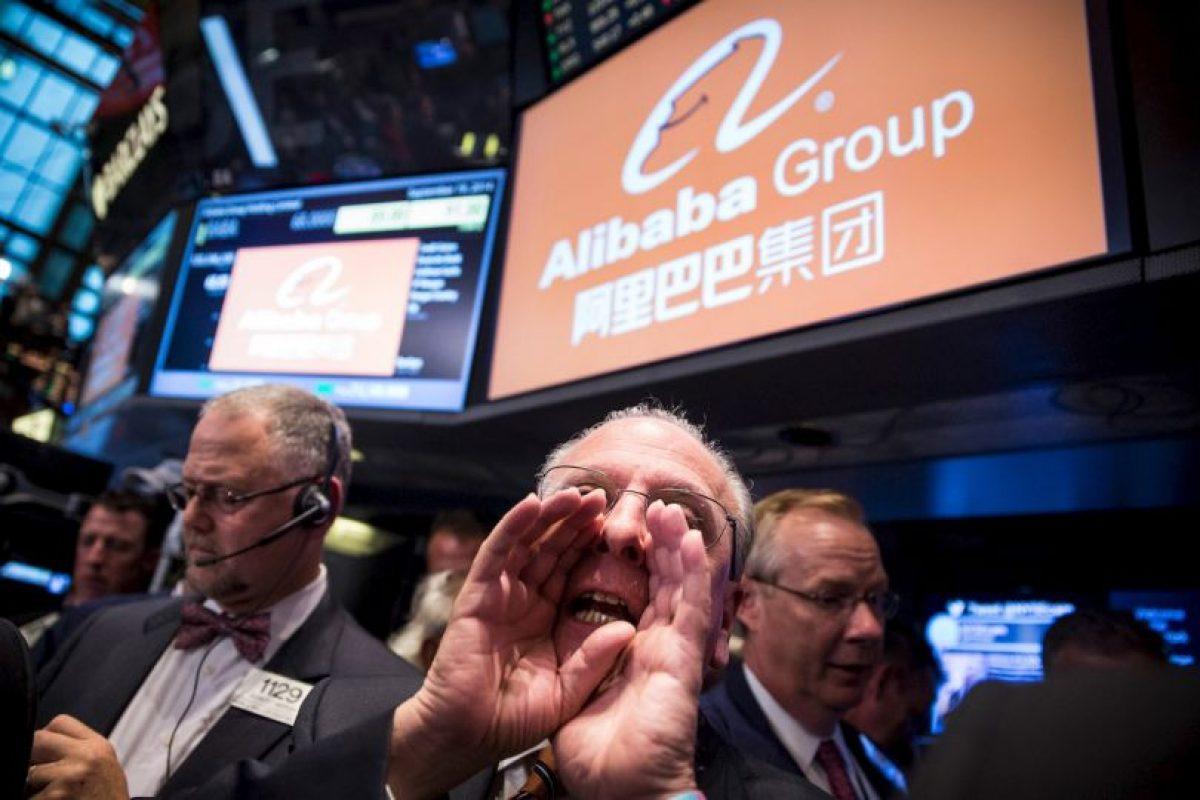 El Grupo Alibaba será eñ socio que invertirá los 500 millones de dólares para soportar el crecimiento de Snapchat. Foto:Getty Images. Imagen Por: