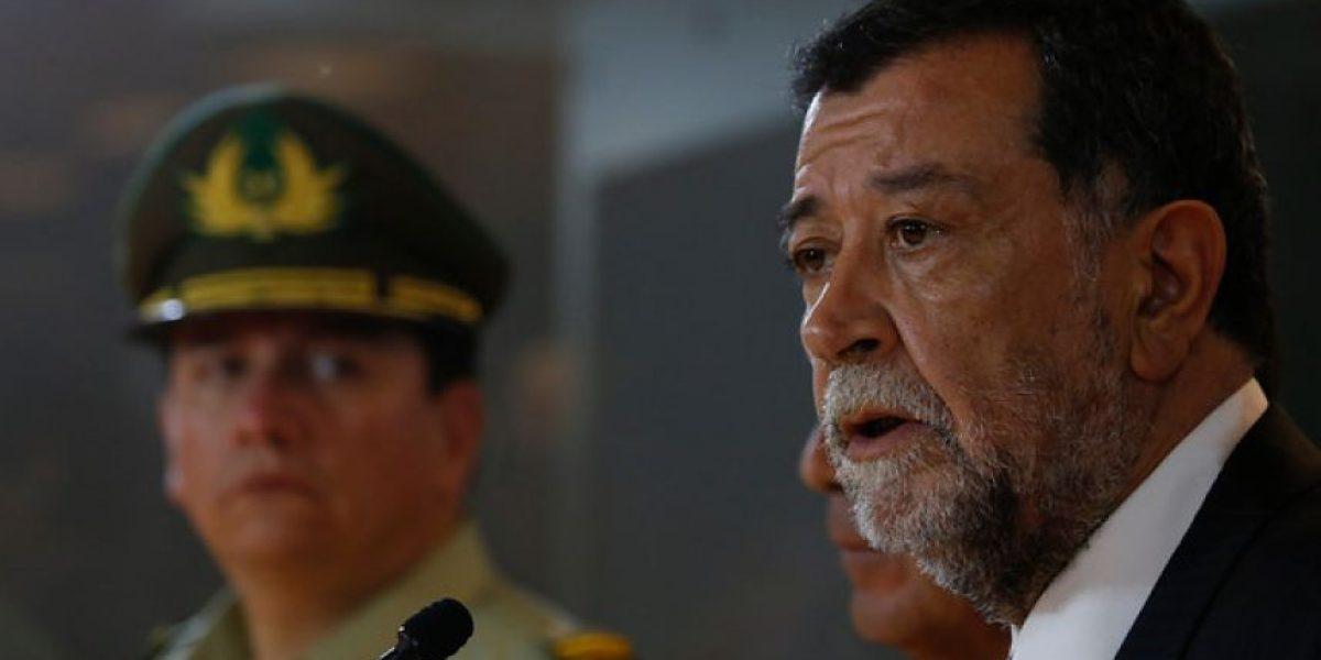 Mahmud Aleuy: Condiciones desfavorables del clima amenazan con propagación del incendio en Valparaíso