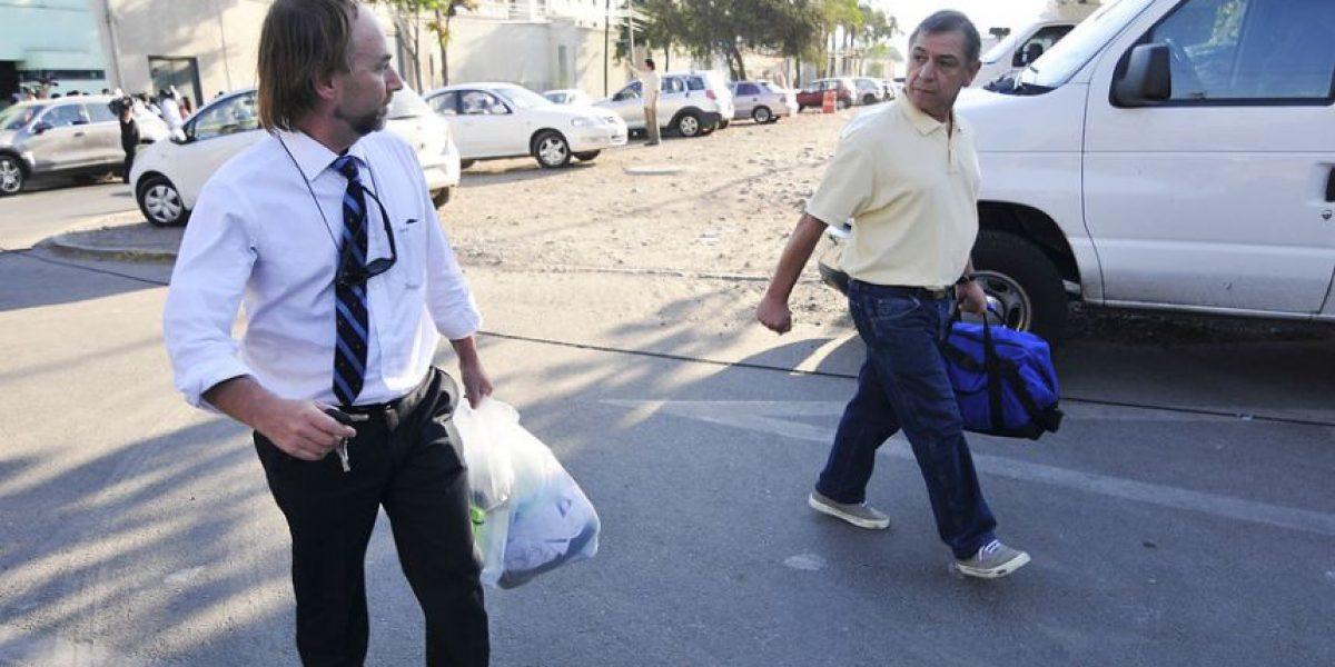 Marcos Castro, ex ejecutivo Penta que abandonó anexo Capitán Yáber:
