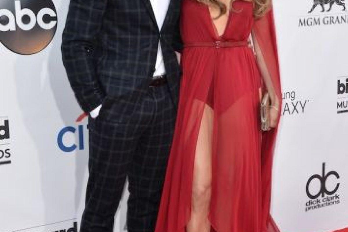 Jennifer López y Casper Smart Foto: Getty Images. Imagen Por: