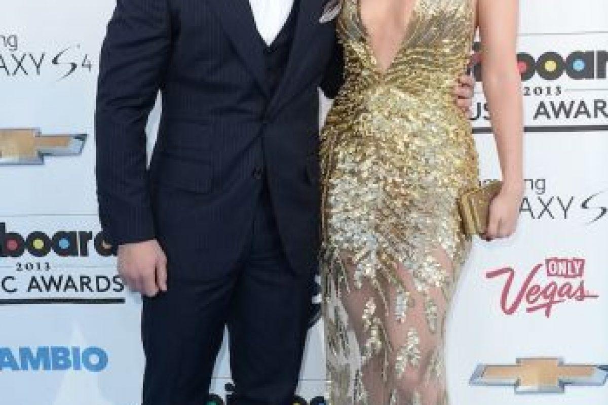 Jennifer López y Casper Smart Foto:Getty Images. Imagen Por:
