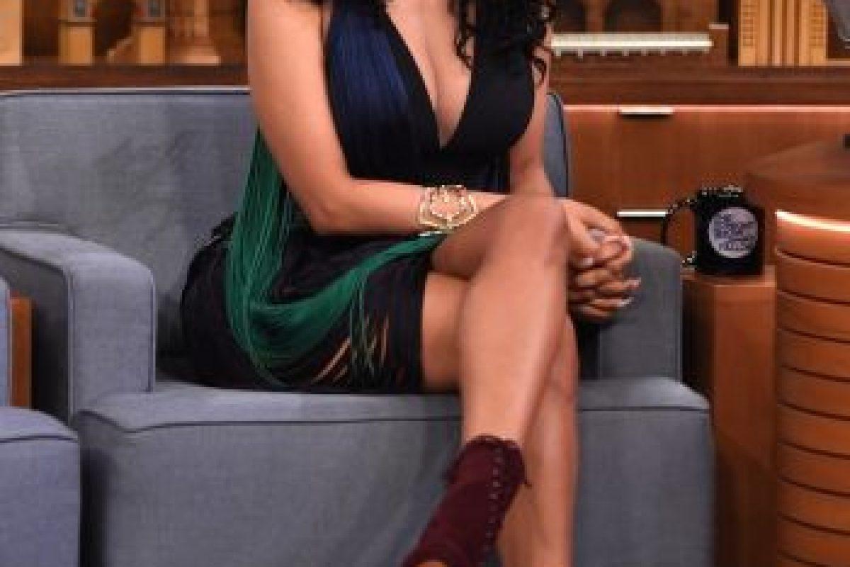 Nicki Minaj Foto: Getty Images. Imagen Por: